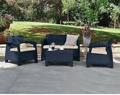 Modern Garden Furniture Ideas
