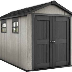 keter oakland 7.5x11 shed