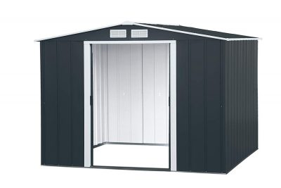 Duramax eco 8 x 8 metal shed