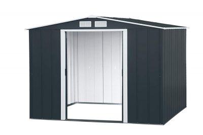 Duramax eco 8 x 8 metal shed