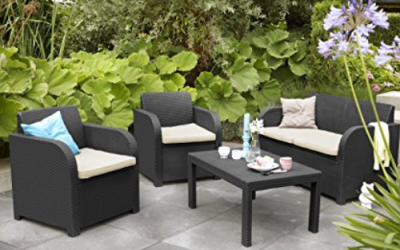 Best garden furniture to leave outside (UK)