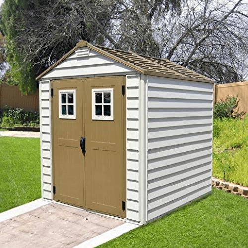 duramax dura plus plastic shed