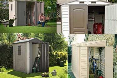 What Are The Best Plastic Sheds To Buy?
