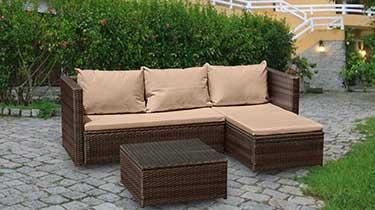 Best Price Garden Corner Sofa Sets to Buy For Summer