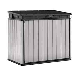 best wheelie bin storage keter premier