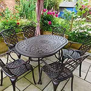 Aluminium Garden Dining Sets