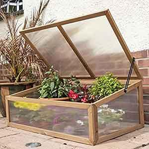 Coldframe Greenhouses