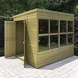 Potting Shed Greenhouses