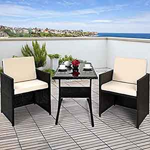 Rattan Garden Chair Sets